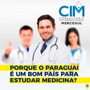 Porque estudar medicina no Paraguai